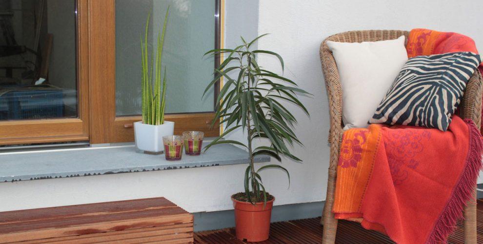 Terrasse aus holz gestalten gemutlichen ausenbereich  Terrasse gestalten: Tipps für einen schönen Außenbereich ...